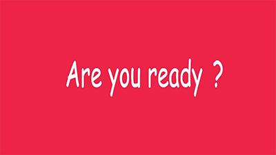 آمادگی برای امتحان زبان