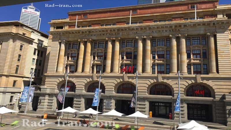 رشته معماری در استرالیا