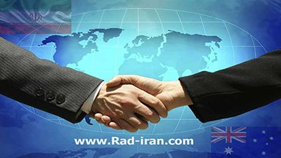 روابط ایران و استرالیا